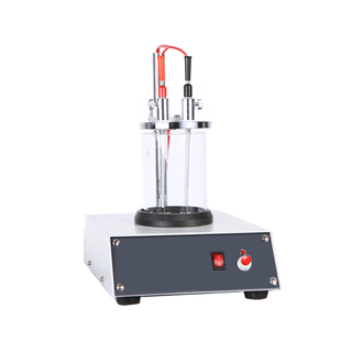Emulsified Asphalt Particles Ionic Charge Tester