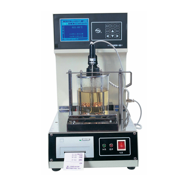 Automatic Softening Point Tester