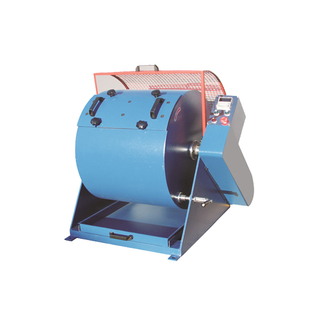 Los Angeles Abrasion Testing Machine with defence cover and safety stop button