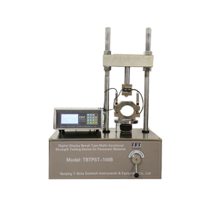Mult Function Pavement Material Strength Testing Machine