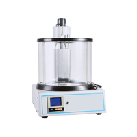 How to clean a kinematic viscometer?
